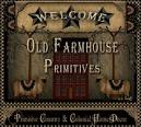 Old Farmhouse Primitives Discount Code